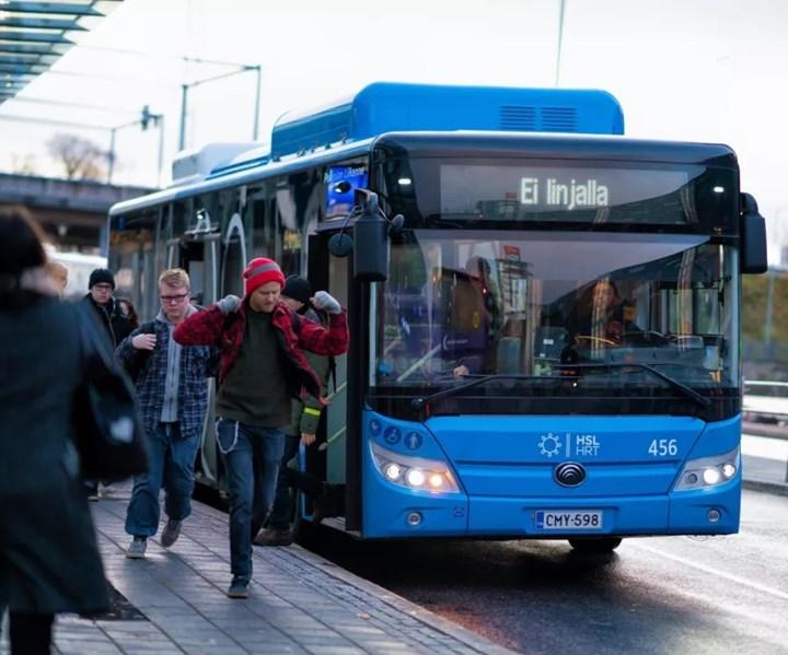 composite bus