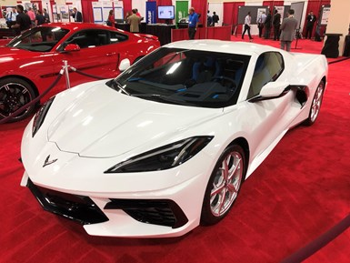 automotive composites at SPE ACCE 2019