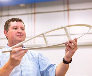 University of Texas researchers develop deep-ocean wind turbine blades