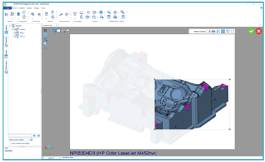 WORKXPLORE CAD viewer software