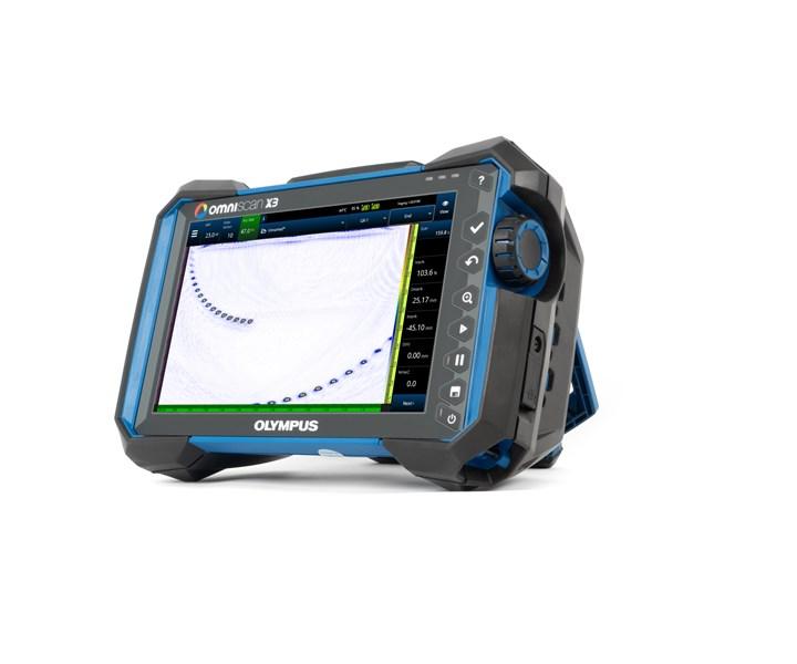 Olympus OmniScan flaw detector
