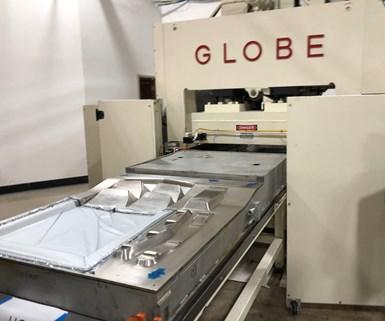 rapidclave, composites processing