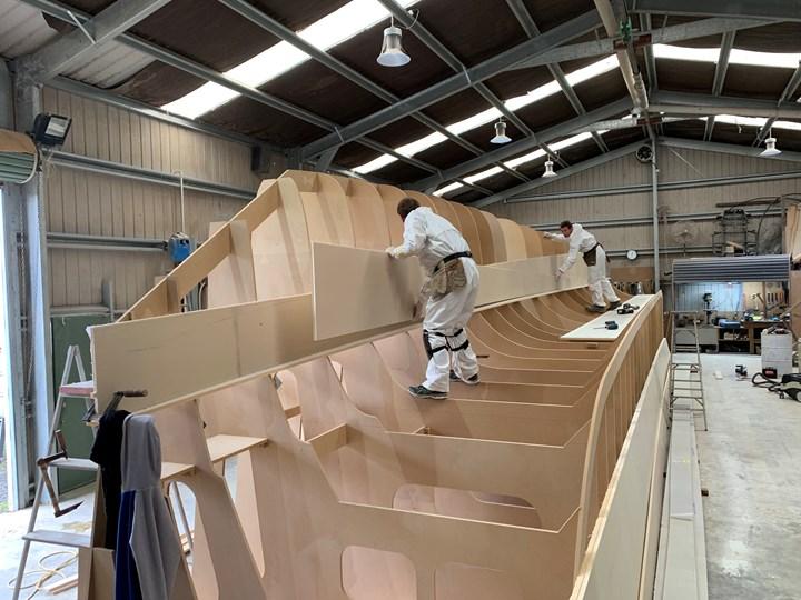 composites, boatbuilding