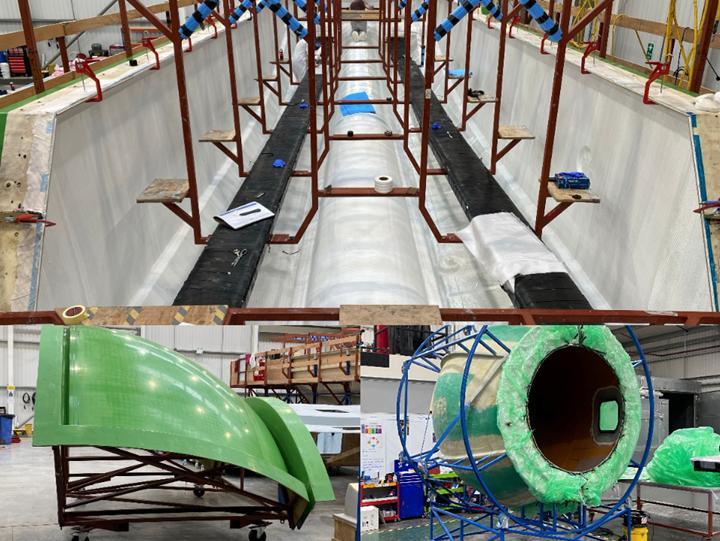 composites, composites manufacturing, FRP, glass fiber reinforced polymer, GFRP