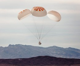 SpaceX tests new Crew Dragon parachute design