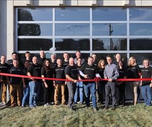 Rock West Composites expands filament winding facility