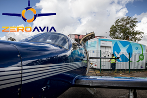ZeroAvia secures additional funding to accelerate hydrogen-powered aviation