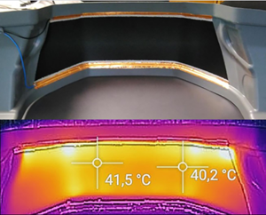German research team to develop a CNT-based surface heating system for EVs