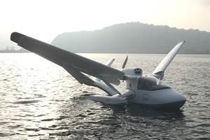Novotech launches SEAGULL hybrid-electric, composites-intensive aircraft
