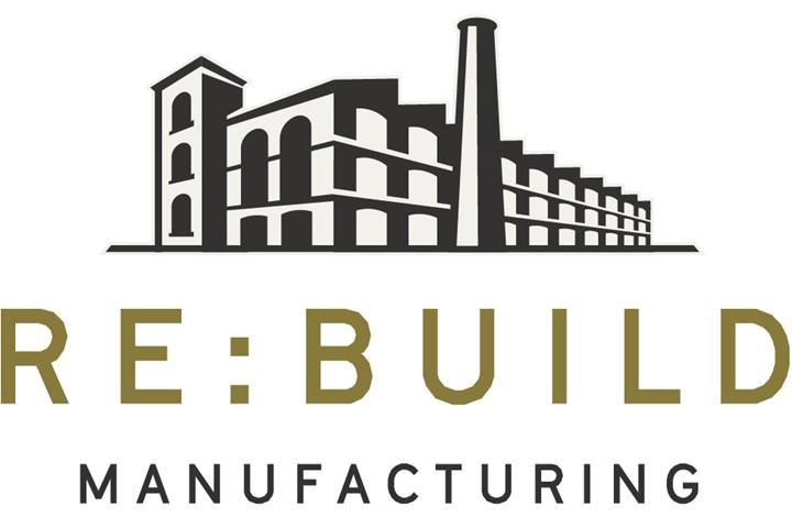 Re:Build Manufacturing logo.