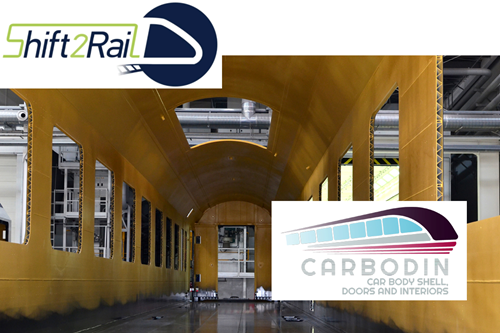 Shift2Rail issues call for molding tools to produce composite door, interiors demonstrators