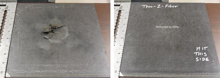 波士顿材料ZRT堆焊膜的雷击测试