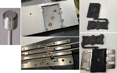 Lambient Technologies用于环氧树脂成型复合材料固化监测的传感器