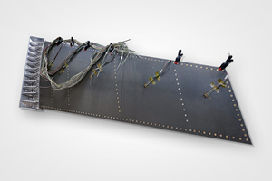 Continuous Composites demonstrates CF3D technology for Lockheed Martin, AFRL WiSDM project