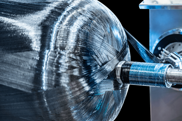 Nikola Corp.选择六角形用来为串行生产图像提供IV型氢气缸