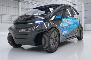 Teijin, Applied EV develop energy-efficient autonomous LS-EV for future mobility