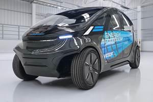 帝滨,应用EV开发节能自主LS-EV,以实现未来的流动性