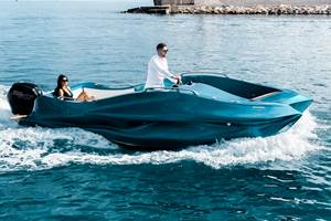 MAMBO tests the waters for 3D printing large marine structures