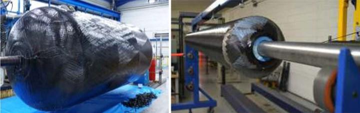 STELIA Aerospace Composites composite storage tanks