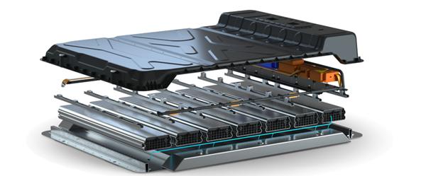 Evonik-LED集团针对EV电池外壳图像的环氧SMC