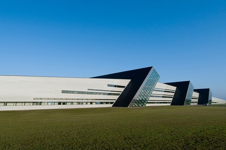 Fiberline Composites facility.