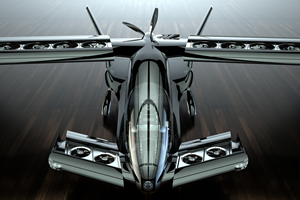 Astro Aerospace宣布获得地平线飞机的明确协议