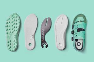 新的Speedland Trail鞋中的Carbitex碳纤维板