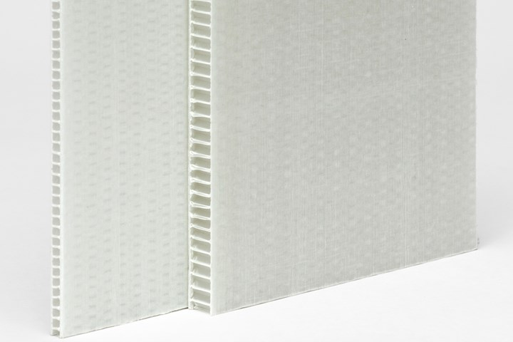 ThermHex Honeycomb Core.