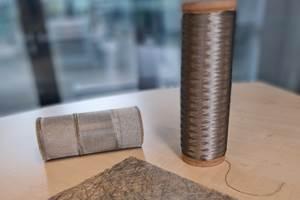 铝涂层,复丝纱屏蔽电磁辐射