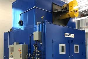 Lewco介绍了增强的真空辅助复合固化炉