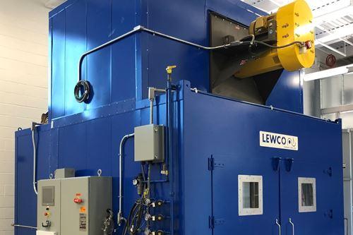 LEWCO推出了增强功能、真空辅助复合固化炉