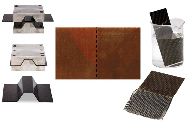 可改造、可修复、可回收的环氧树脂复合材料gydF4y2Ba