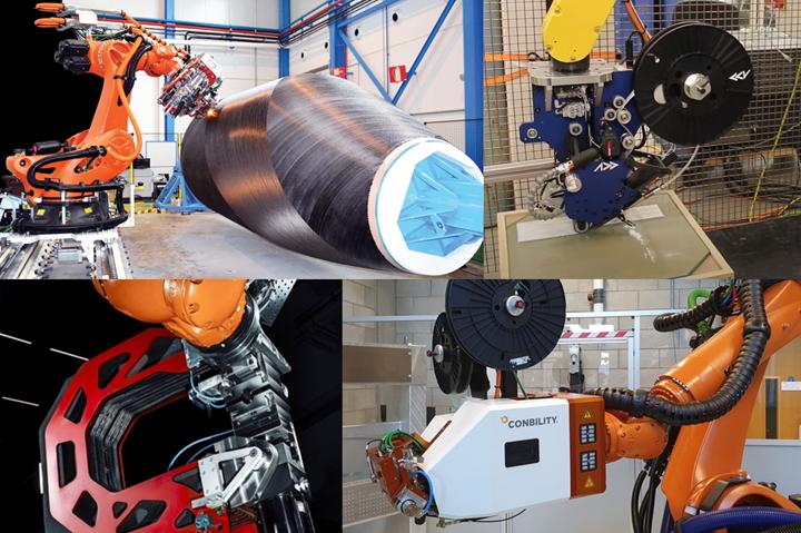 复合材料的自动化和数字化。