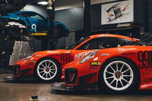Airtech 3D打印树脂为竞技赛车提供复合工具