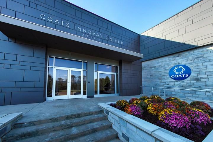Coats industrial thread American innovation hub