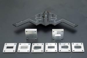 北卡罗莱纳州立大学为隐形飞机开发碳纤维复合材料外壳