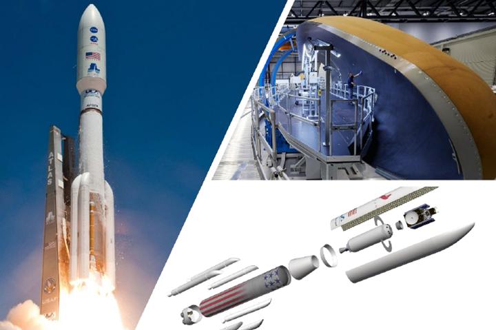 Vulcan family launch vehicles.  - 0721 cw news ULA RUAG1 - ULA, RUAG Space extend and expandAtlas and Vulcan Centaur rocket programs cooperation