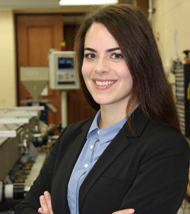 Sara Andrea Simon, 2021Dr. Jackie Rehkopf Scholarship winner.