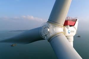 明阳智能能源推出MySE 16.0-242海上混合动力风力发电机