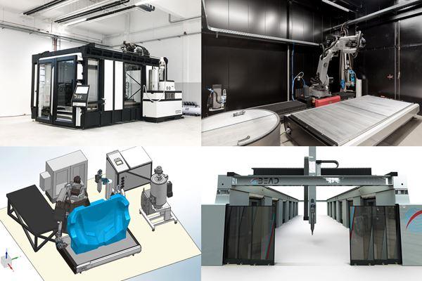 使复合材料3D打印适应不断变化的图像需求