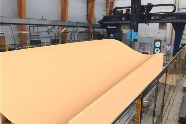复合材料AM研究的目标是风能图像