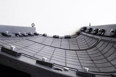 Caracol机器人机器人的大规模复合航空航天工具3D印刷