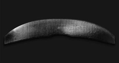 汽车尾翼3D打印与复合材料Caracol