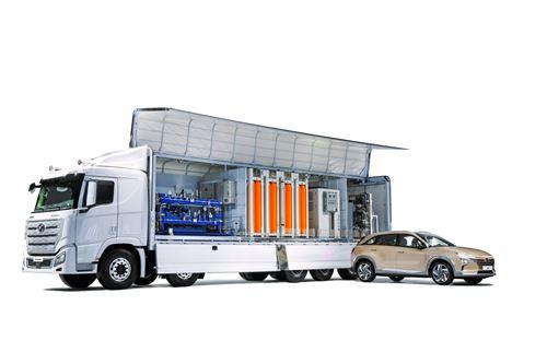 现代汽车集团计划到2040年普及氢燃料