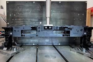 朗盛热塑性塑料轻量化吉利前端载体组件