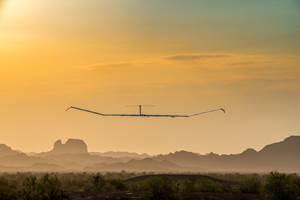 空中客车成功完成2021年夏季测试航班,为Zephyr Haps卫星飞机