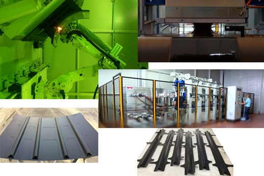Multilayer thermoplastic tapes, AFP and resin infusion for more democratic composites