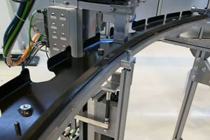 Fraunhofer IFAM automates pre-assembly of CFRP  fuselage frames