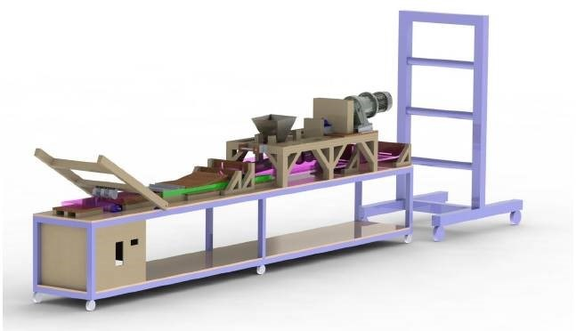Windesheim university push pultrusion process for recycling end of life thermoset composites