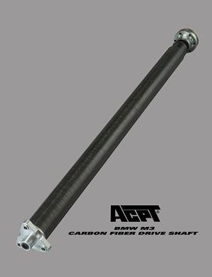 ACPT composite driveshaft